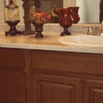 FREE Knotty Alder Cabinets Color Sample