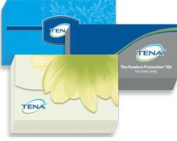 FREE Samples of Tena Products