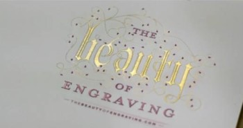 The Beauty of Engraving Book