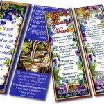 FREE Bookmark from Transformation Garden