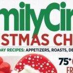 FREE Family Circle Magazine Subscription