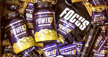 GT Nutrition POWER7 Banana Protein
