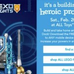 FREE Build and Take Home Event at Toys R Us