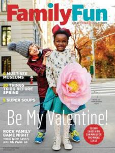FREE FamilyFun Magazine Subscription