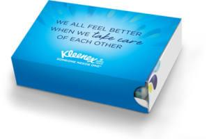 FREE Personalized Kleenex Care Pack