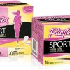 Playtex Sport Pads, Liners and Combo Packs