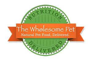 FREE Pet Food Samples from The Wholesome Pet