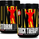 FREE Storm/Shock Therapy Workout Supplement Sample