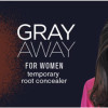 Gray Away Temporary Root Concealer Spray