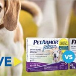 FREE PetArmor for Dogs or Cats Sample