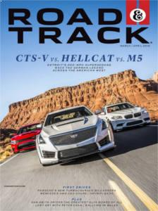 FREE Road & Track Magazine Subscription