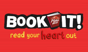 FREE Stuff from the Pizza Hut Book It Program
