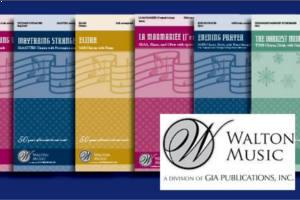 FREE Walton New Music Sampler CD
