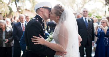 FREE Wedding Dresses for Military Brides & First Responders