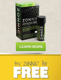 Zonnic Stop Smoking Aid