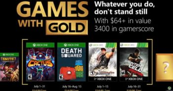 FREE Games Download for Xbox One Owners