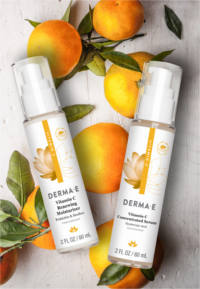 Derma-E Vitamin C Renewing Moisturizer and Concentrated Serum