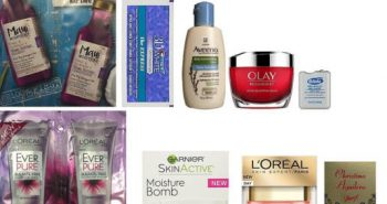 Amazon: FREE Women's Daily Beauty Sample Box