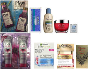 FREE Women's Daily Beauty Sample Box