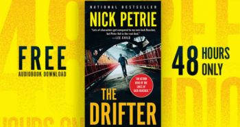 FREE The Drifter by Nick Petrie Audiobook Download