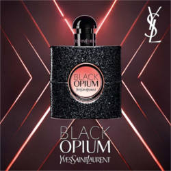 FREE Yves Saint Laurent Black Opium Fragrance Sample