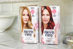FREE Clairol Nice N Easy Hair Color Sample