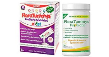 FREE FloraTummys Probiotic Sample