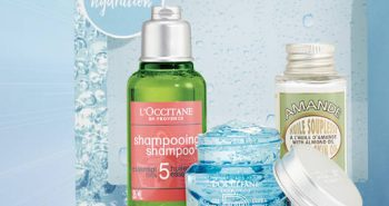 FREE Beauty Gift at L'Occitane Stores