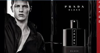 FREE Prada Luna Rossa Black Fragrance Sample