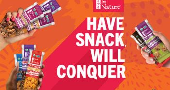 FREE Made in Nature Snacks